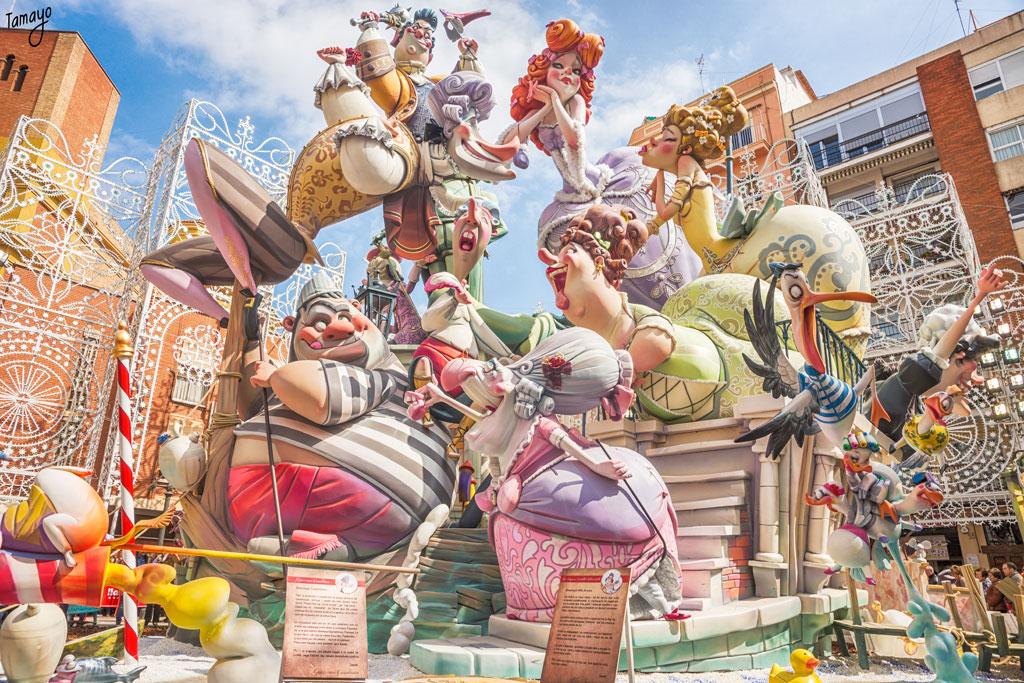 3e2c949a6 Vas a visitar Las Fallas de València? Guía para sacarles el máximo ...